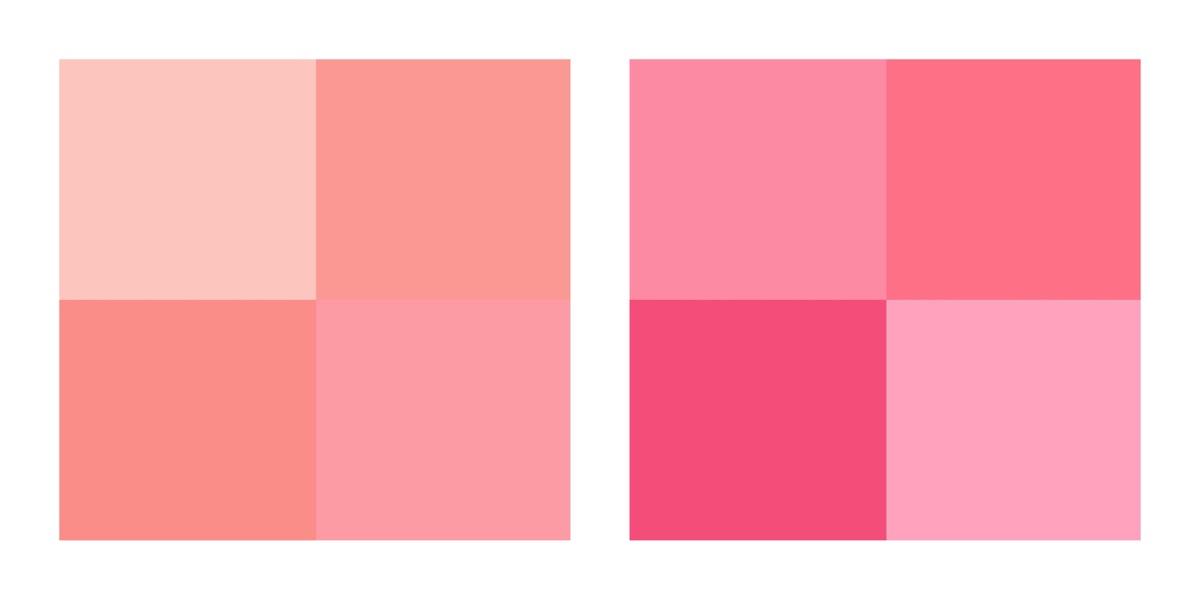 色の印象操作