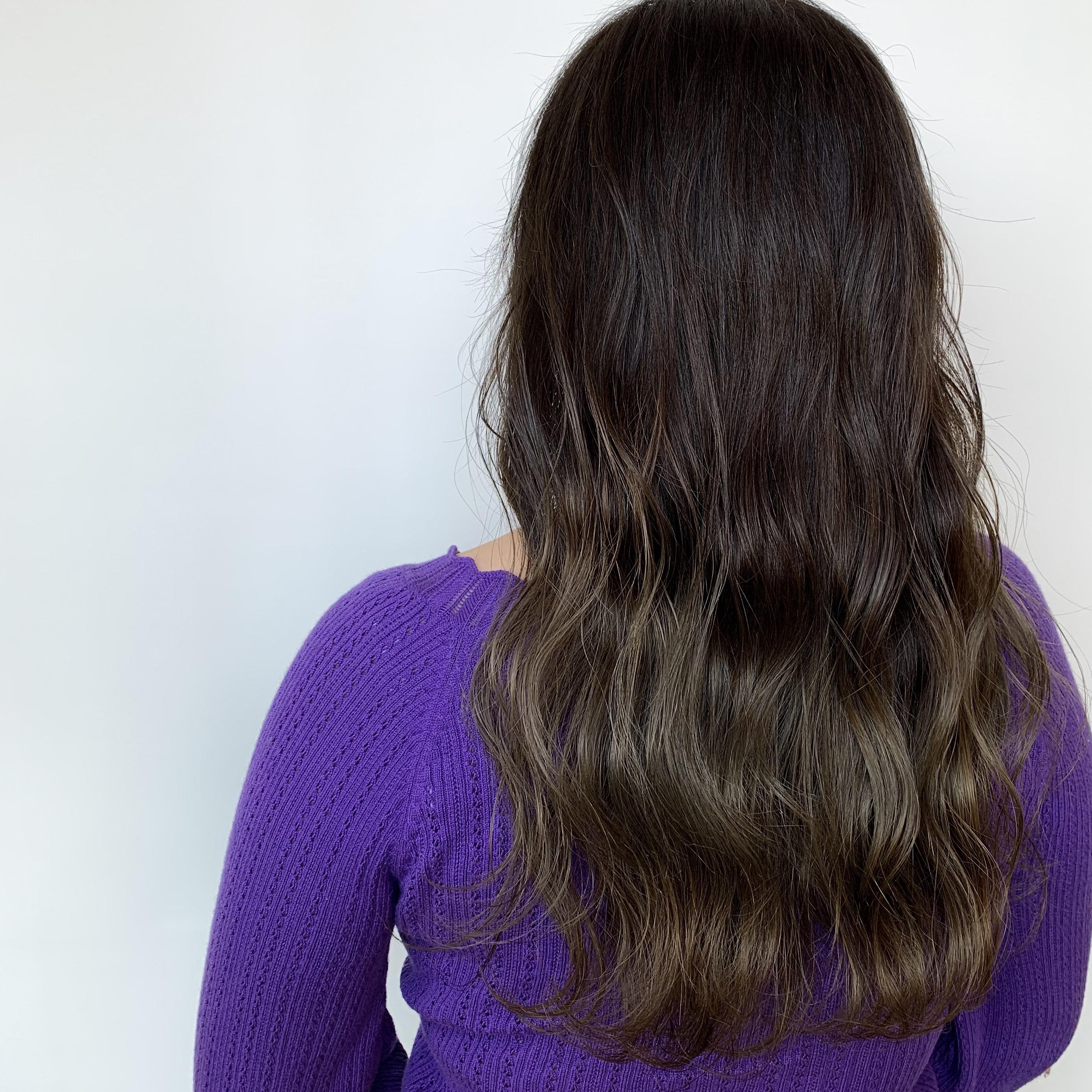 冬の美髪ケア