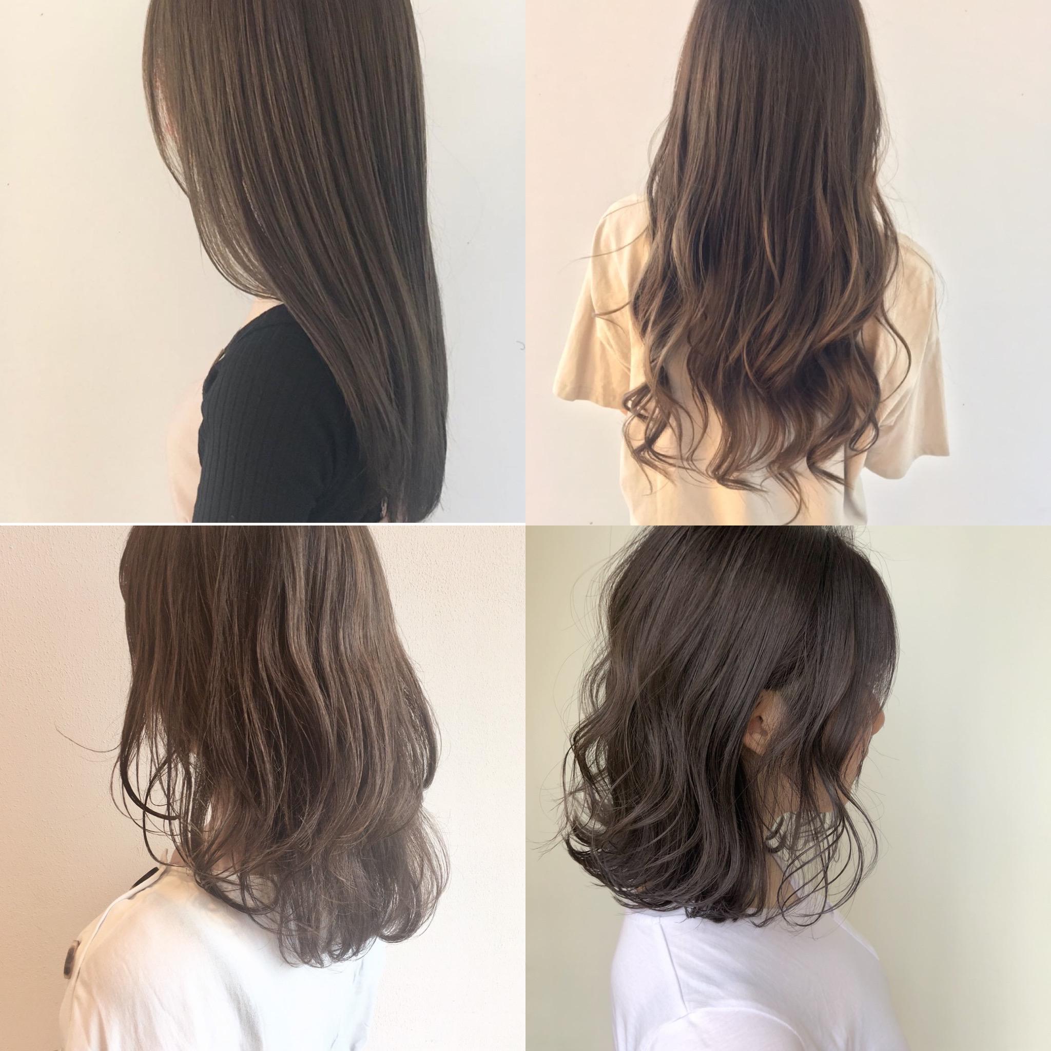 【2019年秋冬】人気のヘアカラー!自分にぴったりの髪色をみつけよう!!