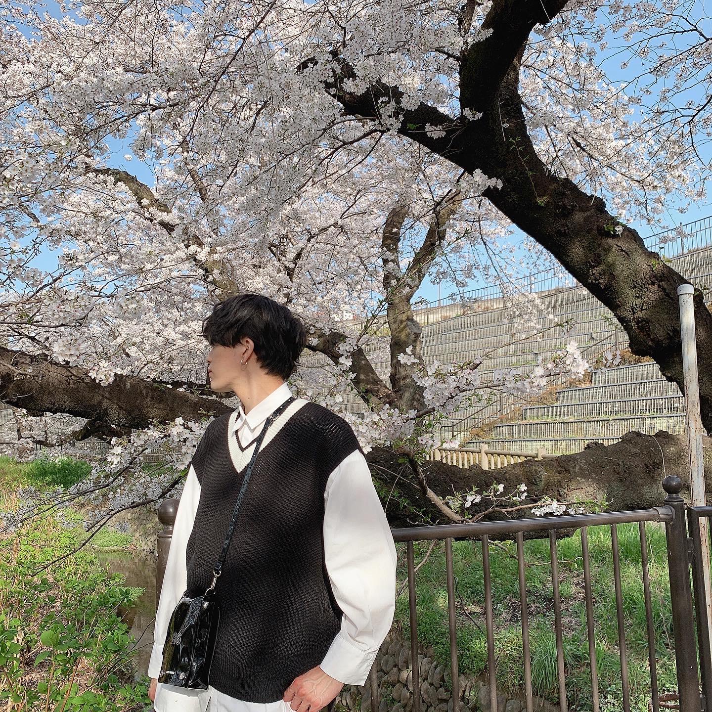 春を感じて来ました!